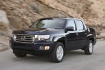 2013 Honda Ridgeline - Driving Front Left View